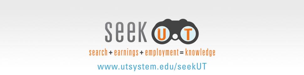 Seek UT Banner